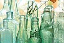Bottles and Glass / by Marianne McCarthy