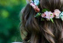Flower Crown DIY / by Miranda
