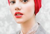 I See Red / by Lucee Arvanitis-Santini