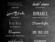Fonts / by Sweet Grace, Cake Designs