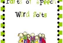 School- Language Arts / by Katie Dwyer Fugate