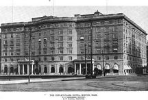 Historic Hotels / A collection of historic hotels. / by Old Long Island/Beyond the Gilded Age