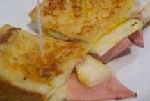 Sandwiches / by Patti Hunter Autullo