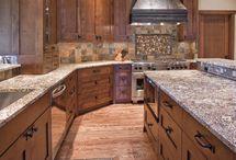 Lavish Homes: Kitchens / by Inspired Decor