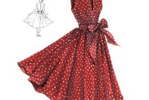 You can't be sad when wearing Polka Dots! / by Kate Stahl