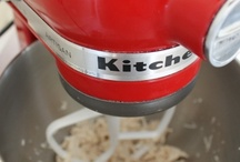 Kitchenaid Mixer recipes / by Kasey Mayse