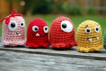 Crochet: Toys / by Judith Baer