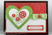 cards scrapbooking / by Charlotte Scott