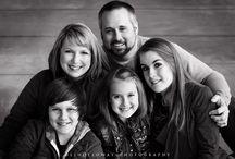 family pics / by Caroline Pippin