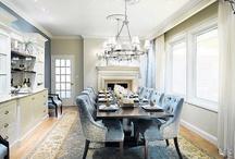 Dining and Living Rooms / by Shanel Smith