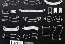 Chalkboards! / by Chelsy Kernan