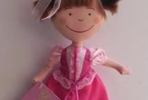 dolls / by Debbi Wheeler