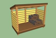 Wood shed / by Yolanda Yamamoto