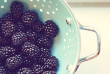 """Berrylicious! / """"What will come from the briar but the berry?"""" Irish Proverb / by Linda S"""