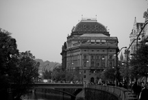 Black & White Photo by Me / Black and White Photographs that I shoot from my Prague visit. Amazing city!!  / by Efe Altingunes
