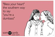 Southern funnies and Southernisms / by Ellen Tibbetts