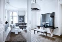 Interiors / by Robert Robertson
