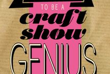 Craft show tips / by Retta Book
