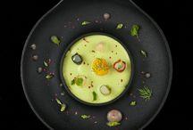 Plated food - classy presentation / by Debbie Skelton