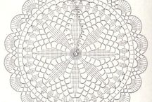 Doily pattern / by Linda Cameron