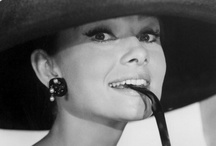 Audrey / Non permetterò a nessuno di mettermi in gabbia. Non voglio metterti in gabbia, io voglio amarti. È la stessa cosa.  Colazione da Tiffany / by Antonella Caruso