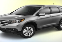 Get the most for your money: CR-V / by Barry Sanders