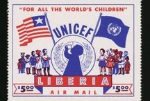 UNICEF Stamps / by UNICEF