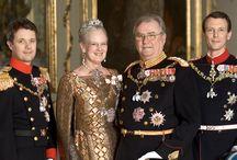 Danish Royal Family / by Carolyn Cash