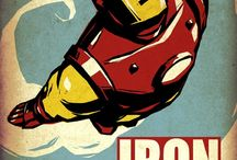 Iron Man / Mr. Stark / by Leo Barcelos