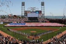 AT&T Park / by San Francisco Giants