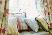 Fabric / by Courtney Taylor {snickerdoodlesandtaylortots}