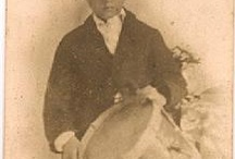 Confederate drummer  / by Ruth Horstman