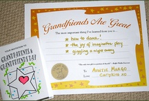 Grandparents day / by April Hughes