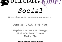 DelectablyChic! Social / by DelectablyChic