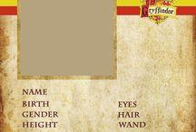 Harry Potter / by Lorena Thornton