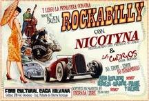 Rockabilly / by Johnny Savoy