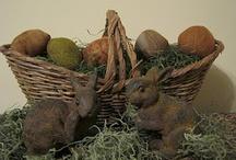 Easter Primitives... / by Denise Linney