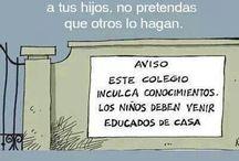 Educación / by maesemanuel