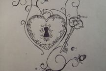 Tatoo ideas/piercings / by Heidy Lizama