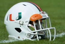 It's All About The U / by Miami Hurricanes
