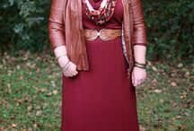 Thick Girl Working / Plus size fashion / by Cleopatra♔ Huff