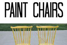 chairs / by Janice Cummings