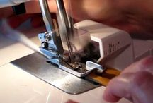 Serging tips / by Mary Jerke