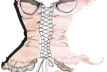 Fashion Illustrations / by Lotti Davies