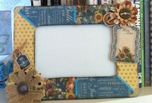 Graphic 45 / Graphic 45 layouts and projects / by Tammie Purcell