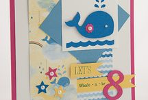 Oh, Whale! / by The Crafty Owl - Joanne James