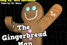 Gingerbread Theme / by Marisa Trevino