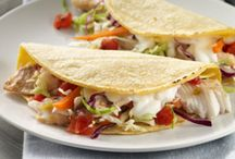 Fish Dishes / by Weight Watchers Points Plus Recipes