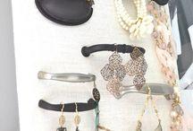 Jewelry Storage Ideas / by Tara Curtis