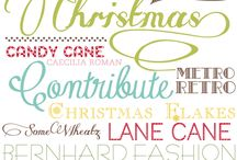 Font Love / by Stacy T
